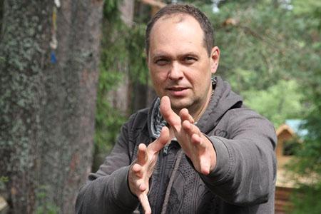 Ведический астролог, практик и автор методов развития сознания, саморазвития - Гоша Юджиф