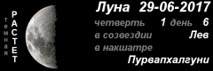 информер лунных дней