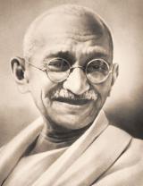 Гороскоп рождения Махатма Ганди